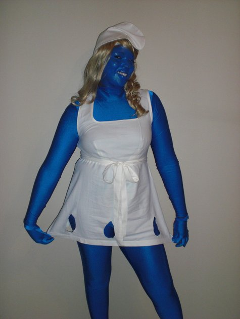 Smurfette Costume – Sewing Projects  8225eecfc