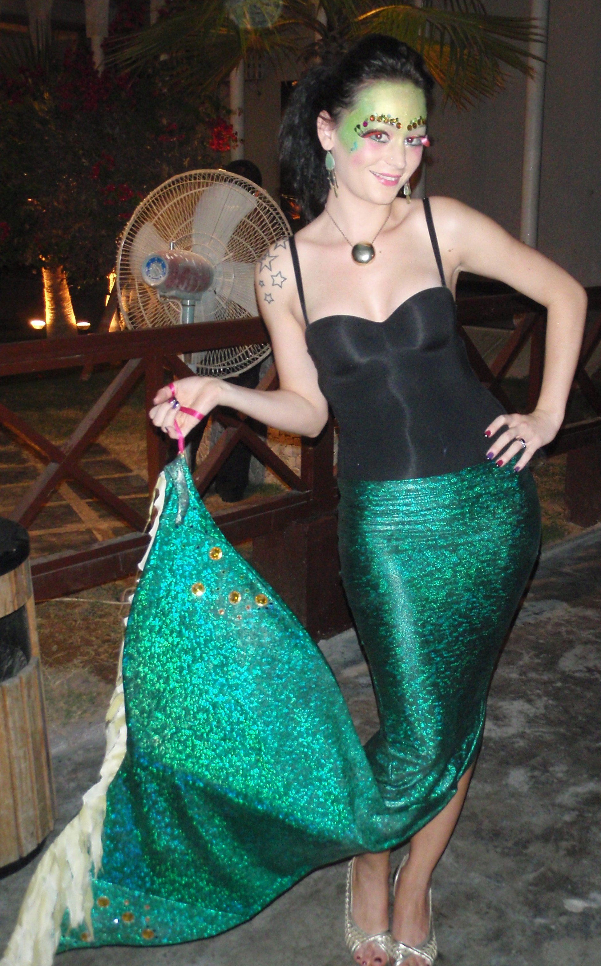 Mermaid Costume Sewing Projects Burdastyle Com