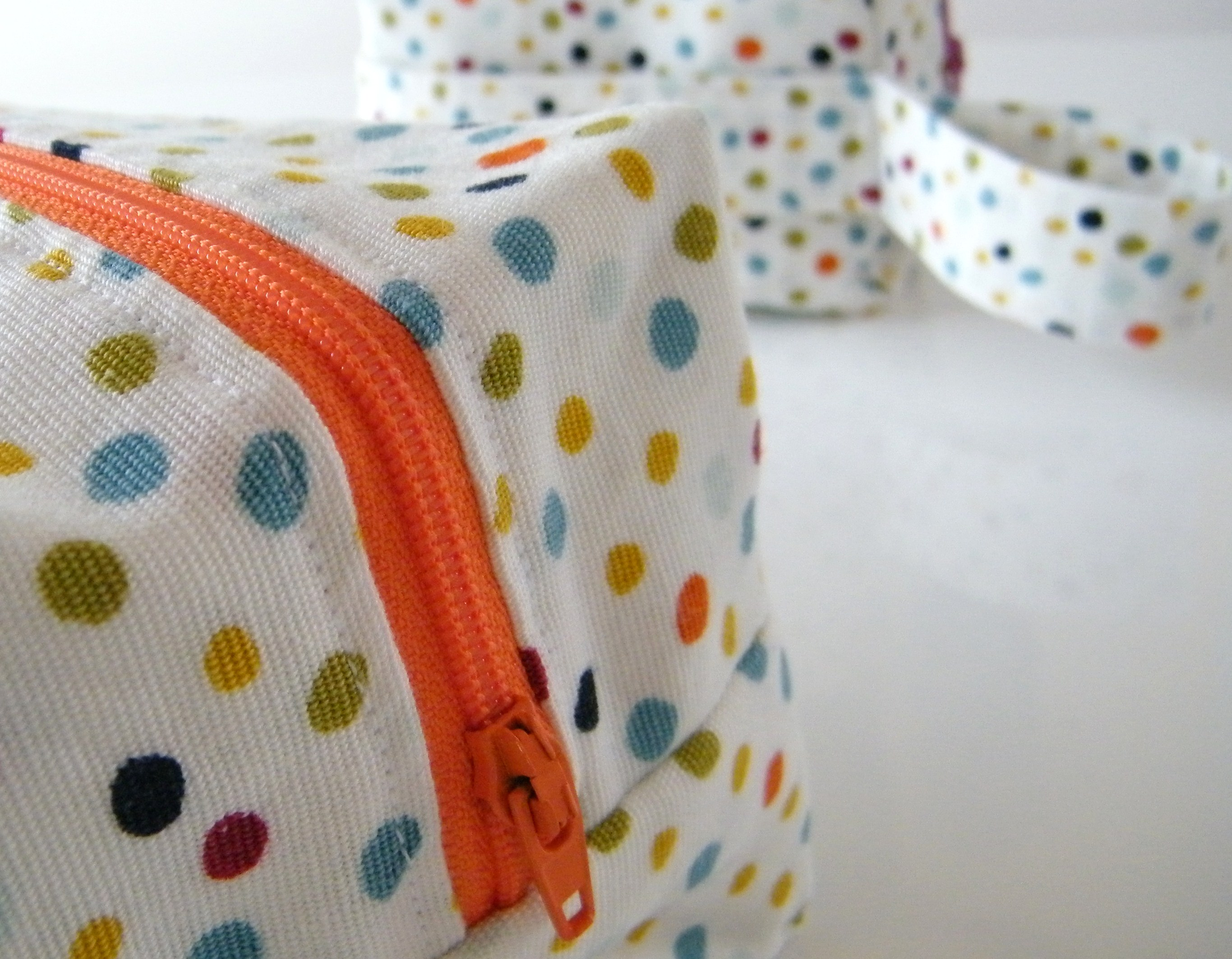 Box-shaped makeup bags. – Sewing Projects | BurdaStyle.com
