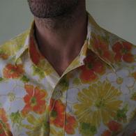 Orangeflowercollar1_listing
