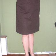 Brown_pencil_skirt_listing