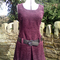 Wine_zoe_dress_front_grid