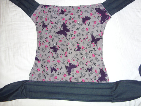 Mei Tai Baby Carrier – Sewing Projects | BurdaStyle.com