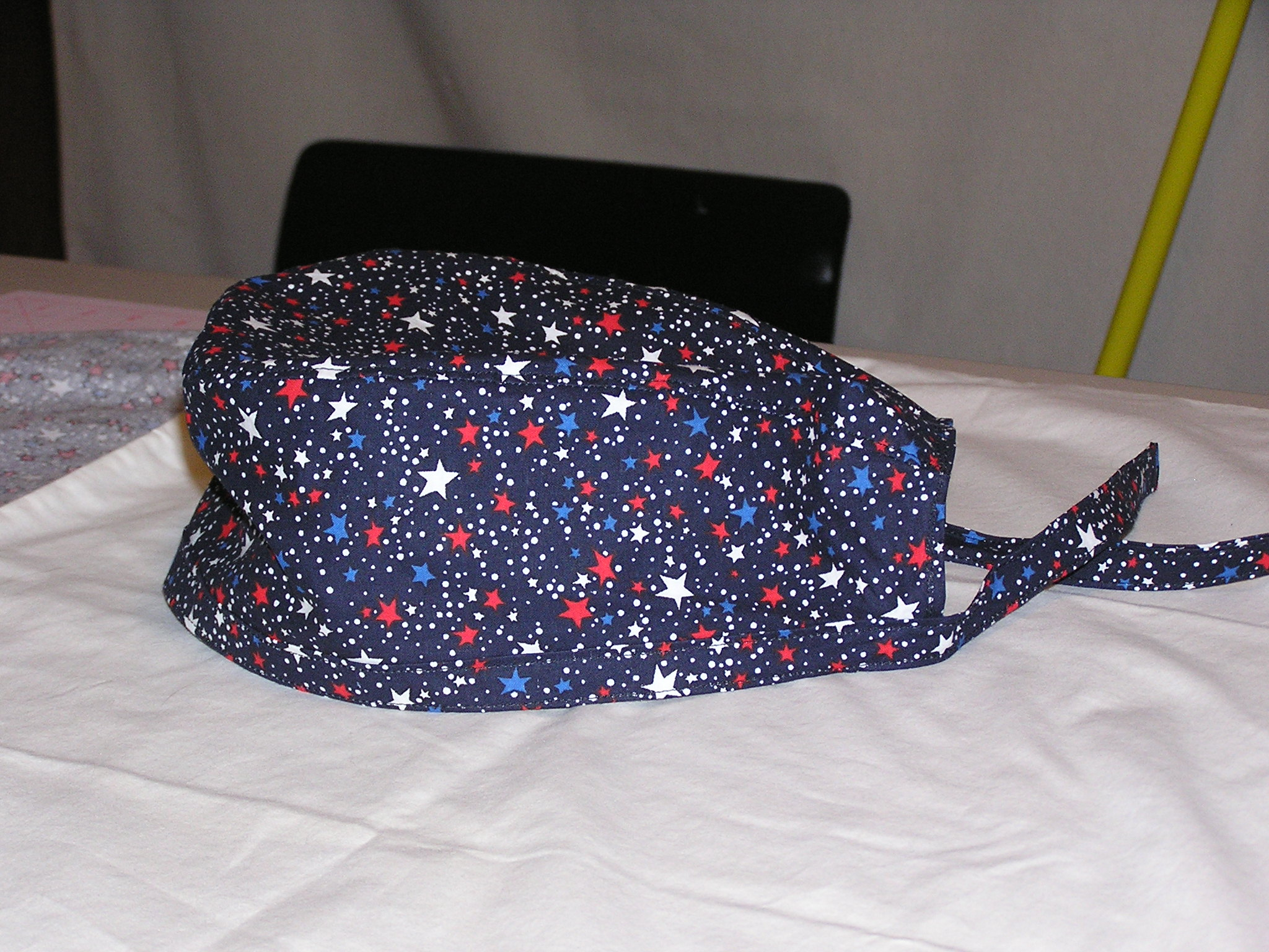 Scrub Cap for Co-worker – Sewing Projects  47123d3dc01