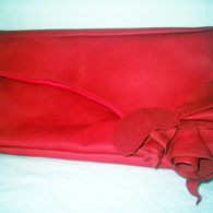 Coralleatherclutch_with_roses_listing