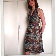 Brown_flower_summer_dress_w1_listing
