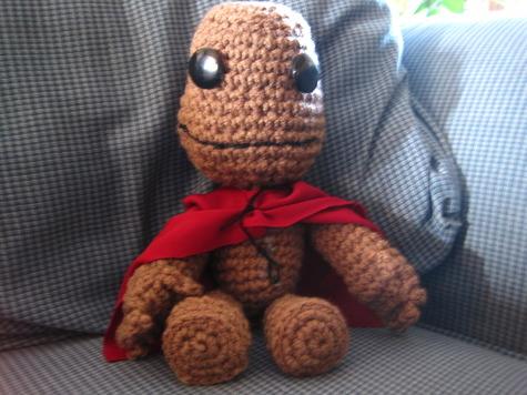 Little Big Planet Sackboy – Sewing Projects | BurdaStyle.com