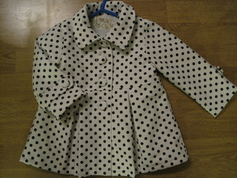 Baby Coat – Sewing Projects | BurdaStyle.com
