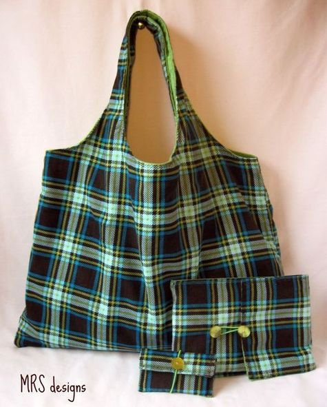 Brn_grn_plaid_tote_set_large