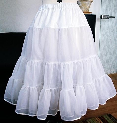 The 50s Petticoat Sewing Projects Burdastylecom
