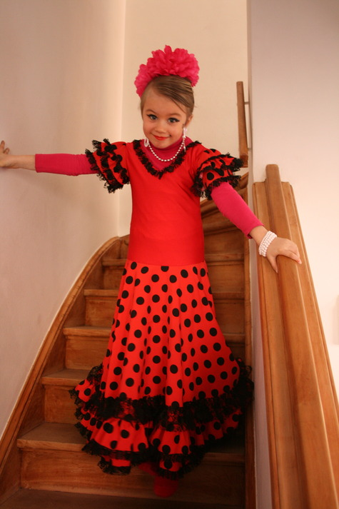 2230791da8b1 fancy flamenco dress – Sewing Projects | BurdaStyle.com
