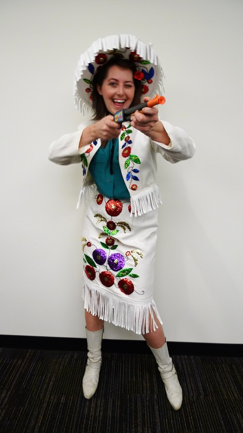 Annie_oakley_costume_large. Annie_oakley_costume_grid · Annie_l_grid · 61209_1508221266624_1267089839_31466375_3586886_n_grid ...  sc 1 st  Burda Style & Annie Oakley Costume u2013 Sewing Projects | BurdaStyle.com