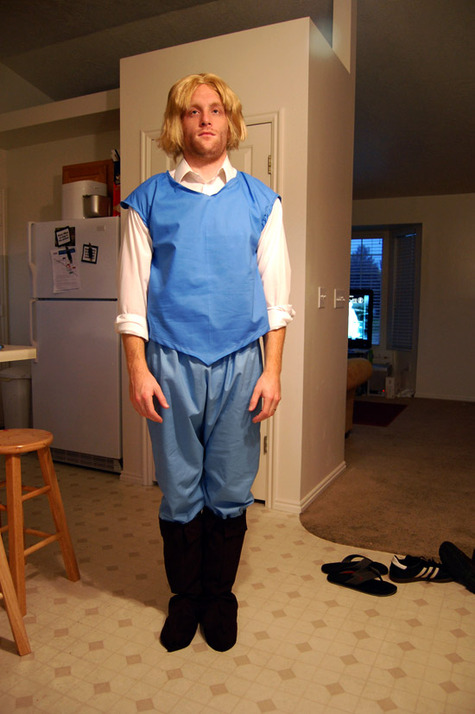 No Pattern John Smith Costume – Sewing Projects | BurdaStyle.com