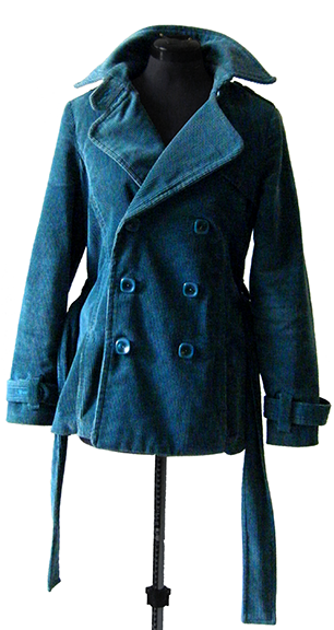 Peacock Jacket – Sewing Projects | BurdaStyle.com
