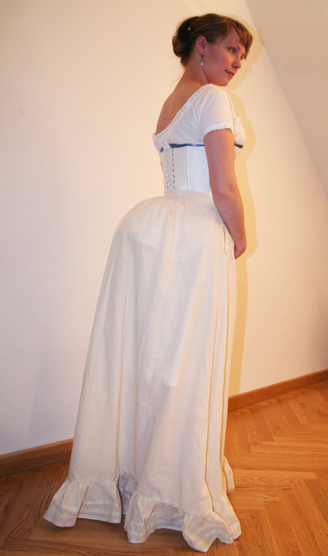 More underwear?! - Bustle and Petticoat – Sewing Projects ...
