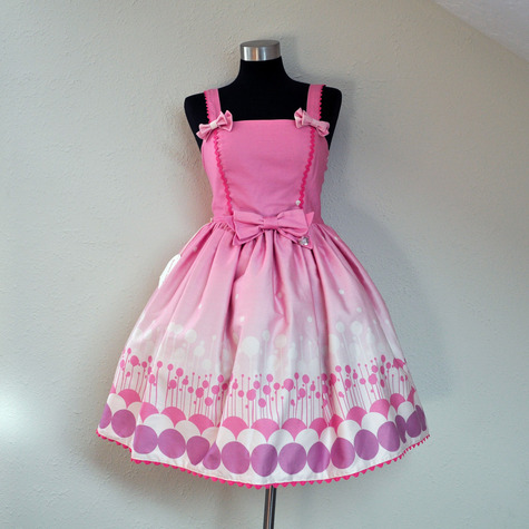 Winter Garden Lolita Dress – Sewing Projects | BurdaStyle.com