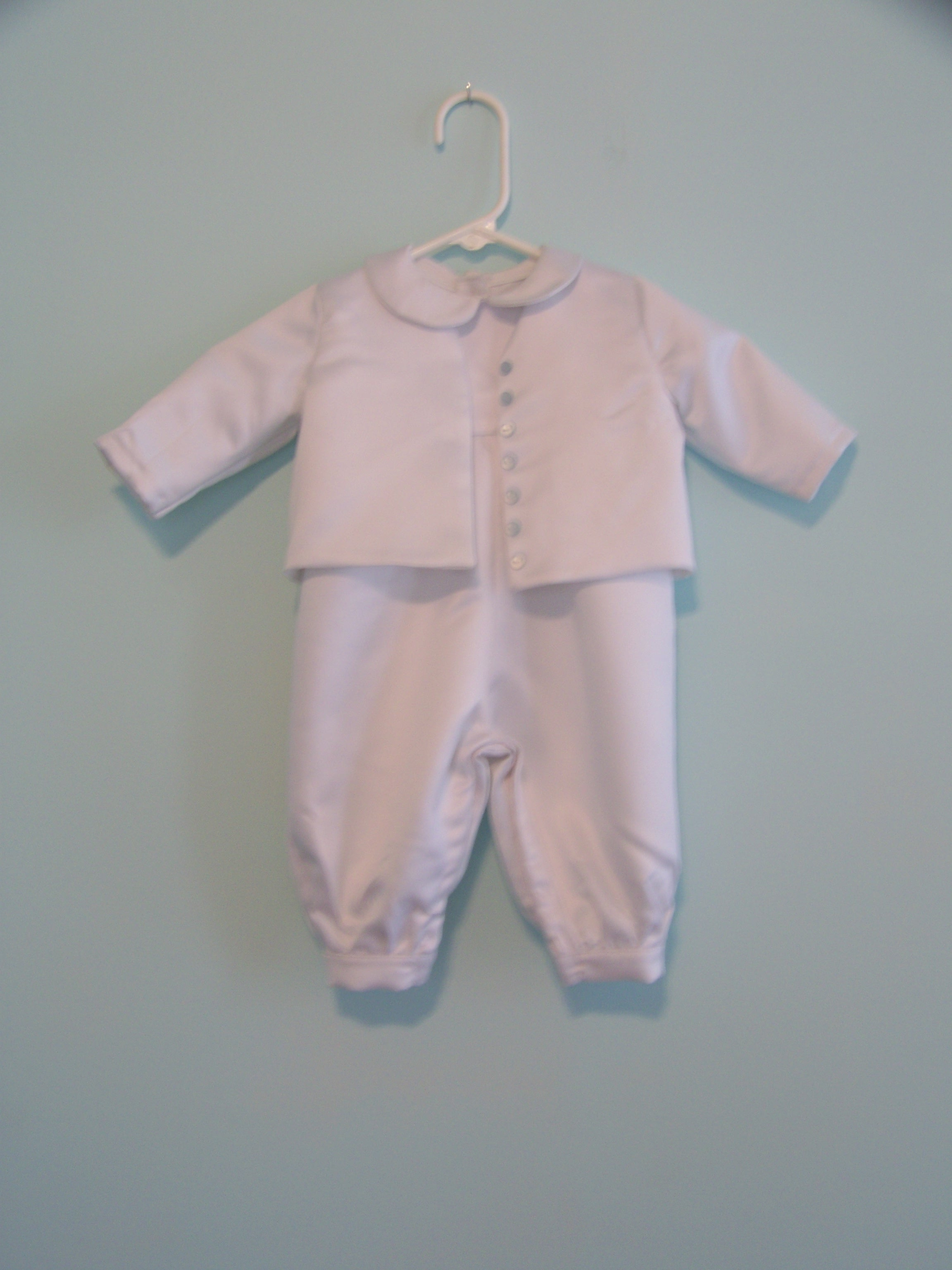 Baby Boy Christening Outfit Sewing Projects Burdastyle Com