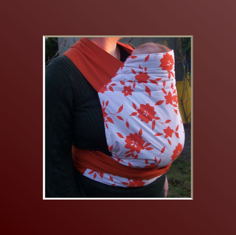 Fleur Mei Tai Baby Carrier – Sewing Projects | BurdaStyle.com