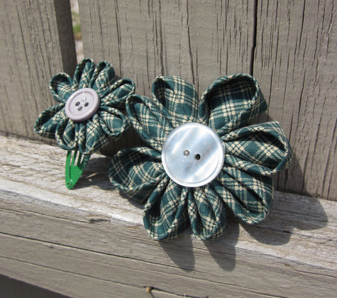 Green_plaid_my_buddy_and_me_barrettes_large