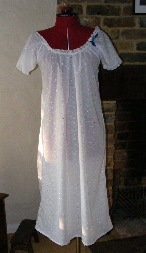 A Victorian Chemise Sewing Projects Burdastyle