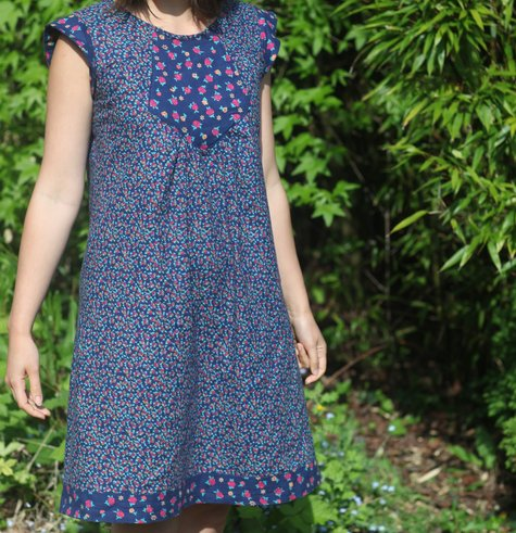 Built by Wendy Simplicity 3964 dress – Sewing Projects | BurdaStyle.com