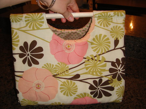 Casserole Carrier – Sewing Projects | BurdaStyle com