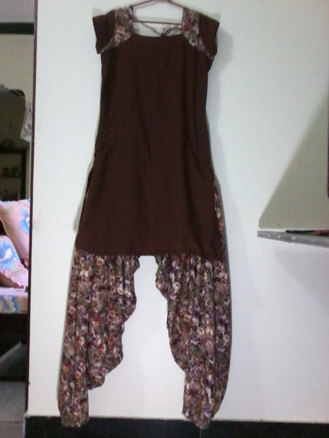 Salwar Kameez Sewing Projects Burdastyle