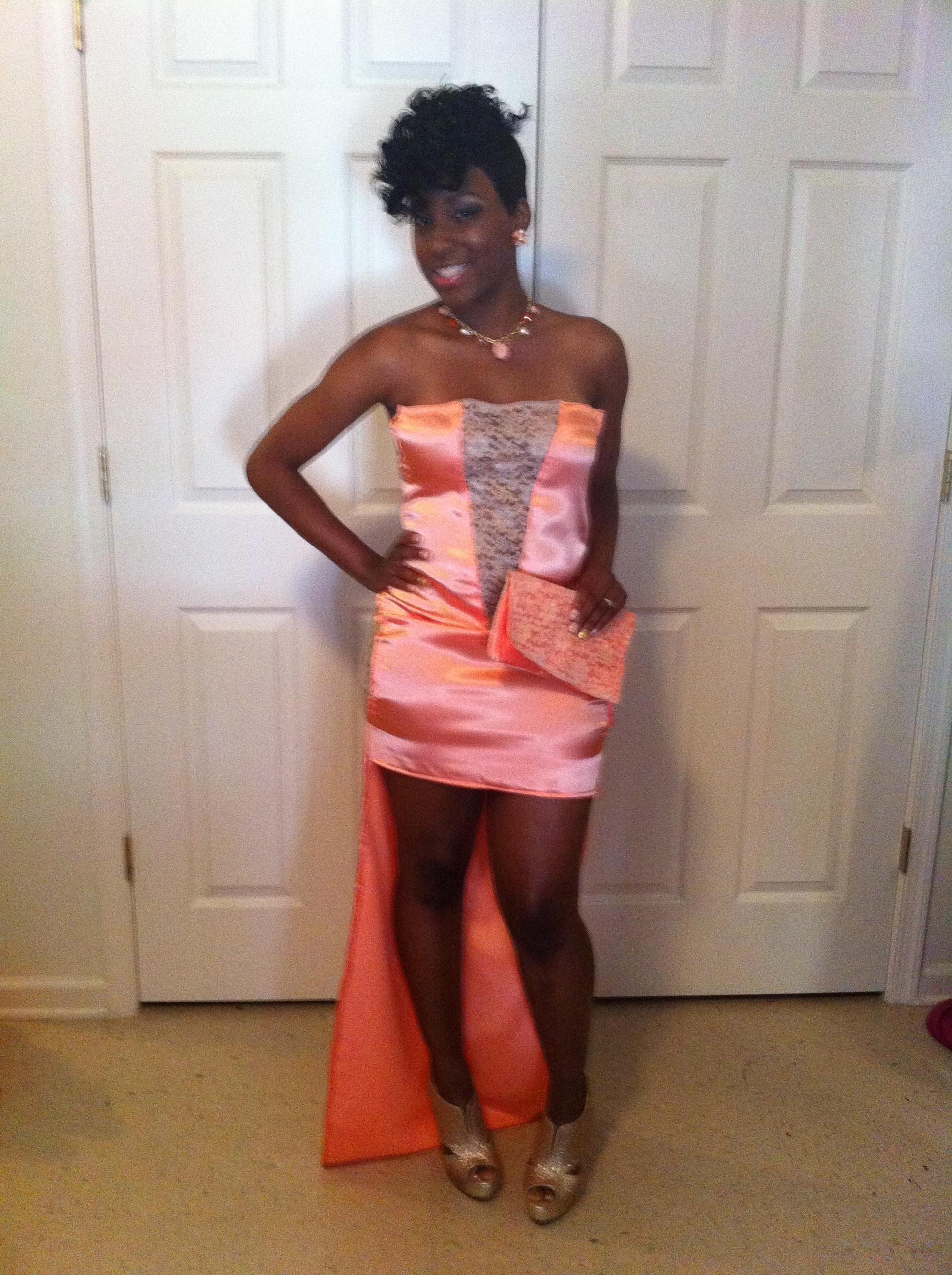Custom Prom Dress Sewing Projects Burdastylecom