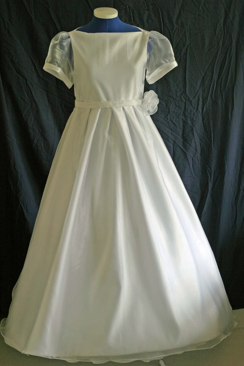 Communion Dress Sewing Projects Burdastyle Com