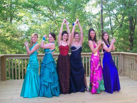 a63bb0bb70c Senior Year Prom Dress – Sewing Projects