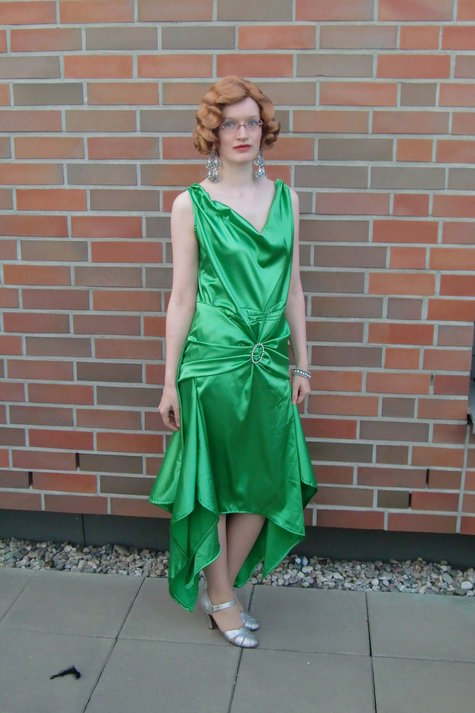 My 1920s Dress Sewing Projects Burdastyle