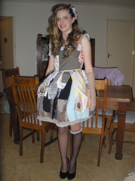 Rag Doll Costume Sewing Projects Burdastyle Com