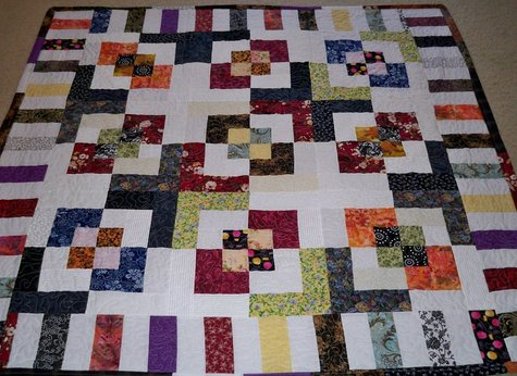 Scrappy Quillow ( A Quilt that converts into a pillow) – Sewing ...
