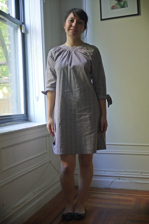 Simplicity Built by Wendy 3835 - Mini-Dress B – Sewing Projects ...