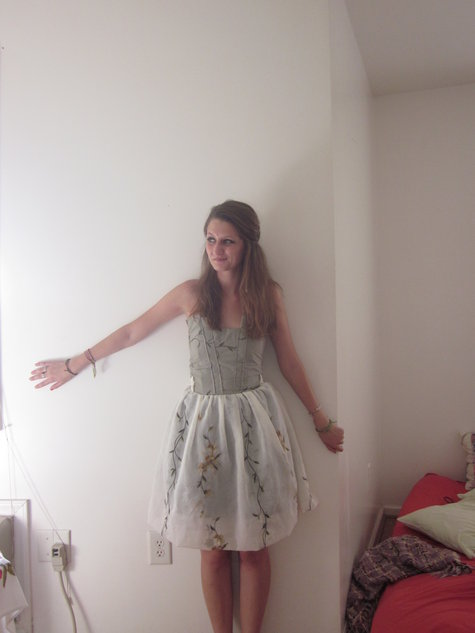 Shower Curtain Dress Sewing Projects