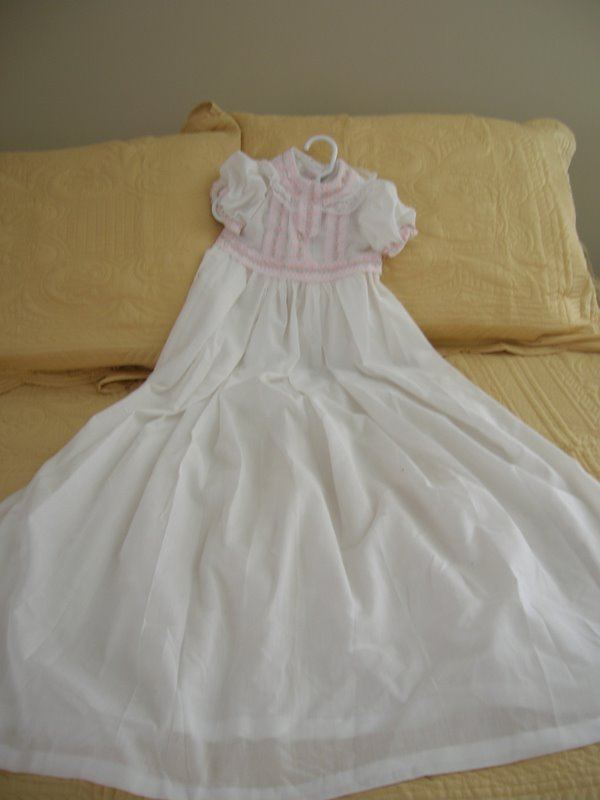 Christening Gown With Love Sewing Projects Burdastyle Com
