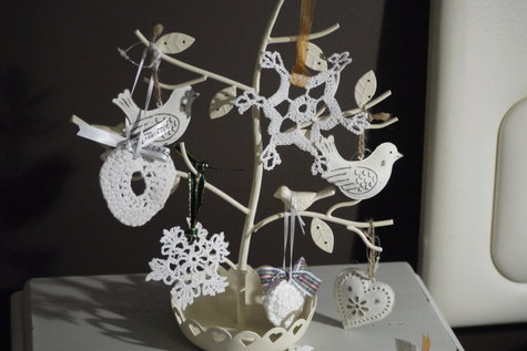 crochet christmas decorations sewing projects burdastyle com
