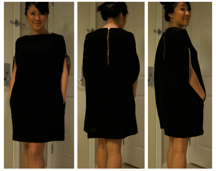 Cape Dress! – Sewing Projects | BurdaStyle.com