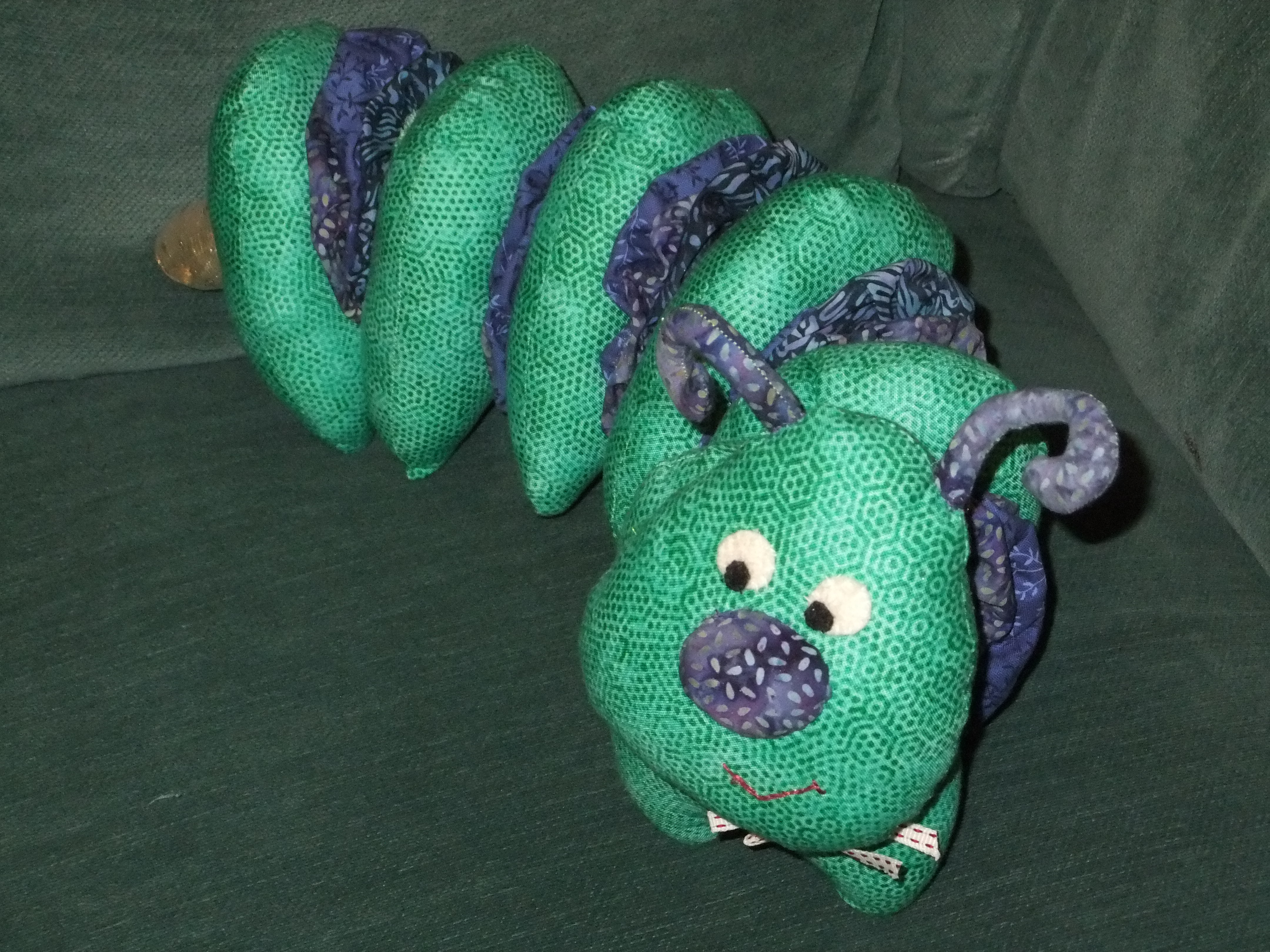 Glow worm – Sewing Projects | BurdaStyle.com