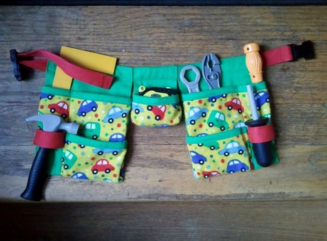 henry's tool belt – sewing projects | burdastyle.com