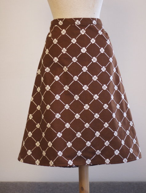 Simple A-line skirt – Sewing Projects | BurdaStyle.com