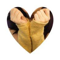 Autumn_maize_knitted_handwarmer_listing