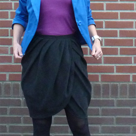 High Waist Tulip Skirt Sewing Projects Burdastyle