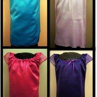 M4548_mc_calls_early_american_pilgrim_costume_peasant_blouse_chemise_pantaloons_pixie_pattern_and_sewing_teal_turquoise_light_pink_dark_fuschia_purple_plum_listing