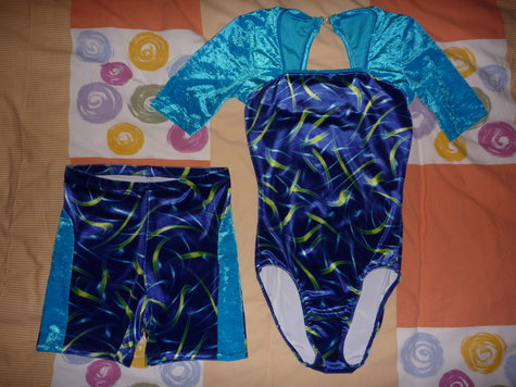 Gymnastics Leotard Sewing Projects Burdastyle