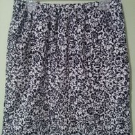 New_skirt_in_black_and_white_listing
