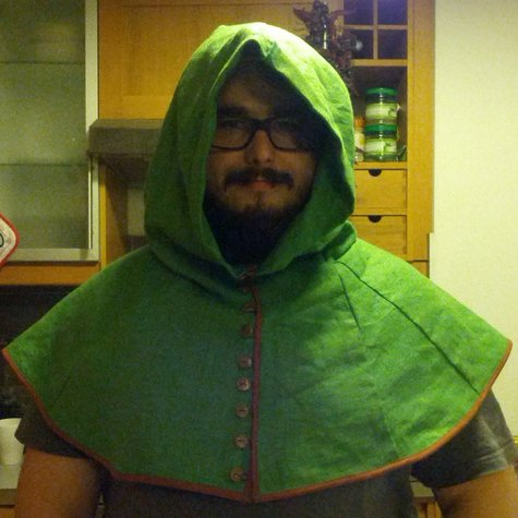 Lamvak\'s green hood – Sewing Projects | BurdaStyle.com
