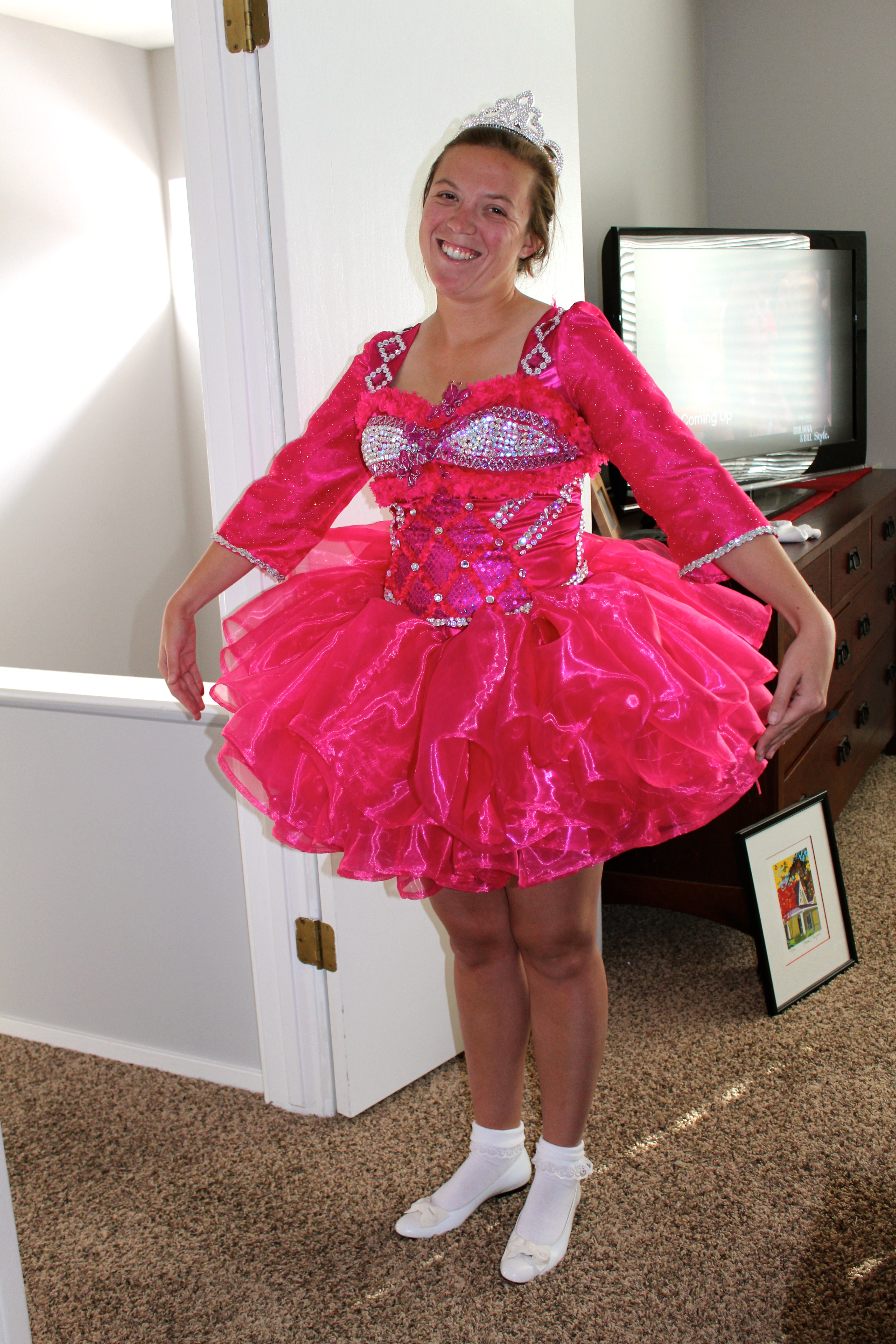 Here Comes Honey Boo Boo (aka Pink Nightmare) u2013 Sewing Projects | BurdaStyle.com  sc 1 st  Burda Style & Here Comes Honey Boo Boo (aka Pink Nightmare) u2013 Sewing Projects ...