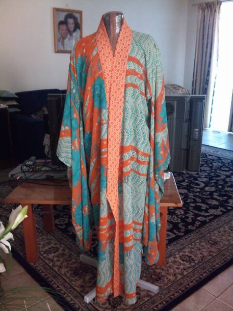 Kimono Robe Krazy Sewing Projects Burdastyle