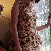 Yellow_paisley_mini_dress_with_ruffles_intro_pic_listing